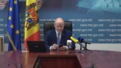 Briefing de presă organizat de Ministerul Economiei și Infrastructurii privind implementarea tehnologiei 5G