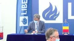 Ceremonia de semnare a Memorandumului  de colaborare între Liberty S.A. Galați și Romgaz S.A.