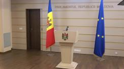 Declarațiile lui Bogdan Țîrdea în timpul ședinței Parlamentului Republicii Moldova din 11 iunie 2020