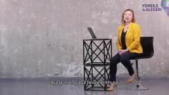 """Evenimentul """"Femeile în alegeri"""" cu Ludmila Andronic"""