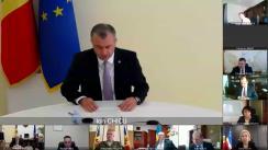Ședința Guvernului Republicii Moldova din 17 iunie 2020