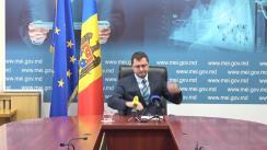 """Briefing de presă organizat de Ministerul Economiei și Infrastructurii cu tema """"Transportul de pasageri in contextul epidemiei COVID-19"""""""