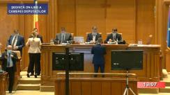 Ședința comună a Camerei Deputaților și Senatului României din 18 iunie 2020