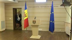 Declarația Grupului PRO Moldova în timpul ședinței Parlamentului Republicii Moldova din 18 iunie 2020