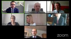 """Discuție online """"Parteneriatul Estic după 2020: Prioritățile și provocările relațiilor Republicii Moldova cu UE"""""""