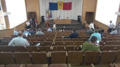 Ședința Consiliului Municipal Chișinău din 19 iunie 2020