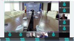 Audieri publice cu privire la proiectul Legii pentru modificarea Legii cinematografiei nr.116/2014