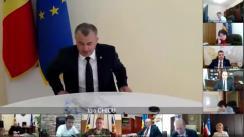 Ședința Guvernului Republicii Moldova din 24 iunie 2020