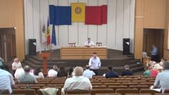 Ședința Consiliului Municipal Chișinău din 25 iunie 2020