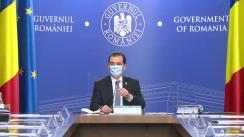 Ședința Guvernului României din 25 iunie 2020