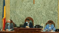 Ședința în plen a Senatului României din 1 iulie 2020