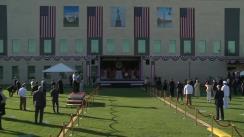 Recepția oferită de Ambasada Statelor Unite ale Americii cu ocazia celei de-a 244-a aniversări a Zilei Independenței