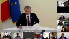Ședința Guvernului Republicii Moldova din 3 iulie 2020