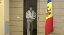 Declarații de presă ale deputatului Octavian Țîcu privind sesizarea Curții Constituționale cu privire la victimele deportărilor sovietice