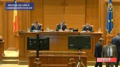 Ședința în plen a Camerei Deputaților României din 6 iulie 2020
