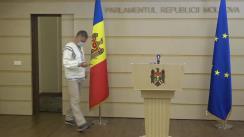 """Declarații de presă ale deputatului Octavian Țîcu cu tema """"Apel către partidele proeuropene privind consolidarea memoriei istorice"""""""