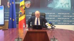 Briefing de presă organizat Ministerul Economiei și Infrastructurii privind rezultatele Moldova IT Park pentru anul 2019