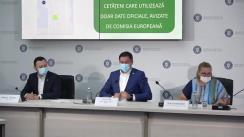 Conferință de presă susținută de Ministrul Mediului, Apelor și Pădurilor, Costel Alexe, privind proiectul de extindere a Rețelei Naționale de Monitorizare a Calității Aerului