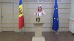 """Briefing de presă susținut de Fracțiunea Partidului Politic """"ȘOR"""""""