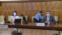 Ședința Consiliului Național Tripartit pentru Dialog Social