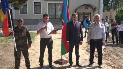 Marș pașnic în semn de protest împotriva provocării comise de forțele armate ale Armeniei în direcția regiunii Tovuz a frontierei azero-armeană, precum și în sprijinul forțelor armate din Azerbaidjan