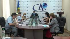 Ședința Consiliului Audiovizualului din 23 iulie 2020