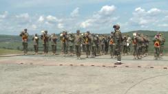 Ceremonia de înființare a Comandamentului Corpului Multinațional Sud-Est (MNC-SE) și la desfășurarea etapei finale a Exercițiului cu termen scurt de notificare (ETSN)