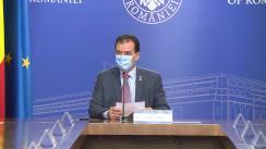 Ședința Guvernului României din 29 iulie 2020