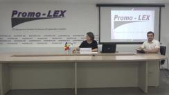 Conferința de presă organizată de Asociația Promo-LEX de prezentare a ghidului de bune practici cu privire la Organizarea și desfășurarea concursurilor pentru suplinirea funcțiilor de demnitate publică