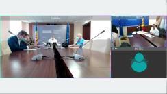 Ședința Comisiei cultură, educație, cercetare, tineret, sport și mass-media din 5 august 2020