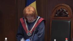 Pronunțarea dispozitivului a sesizării nr. 96b/2020 privind interpretarea articolelor 89, 91 și 98 alin. (1) din Constituția Republicii Moldova
