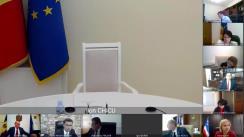Ședința Guvernului Republicii Moldova din 12 august 2020