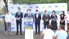 Lansarea candidaturii lui Ciprian Ciucu pentru Primăria Sectorului 6