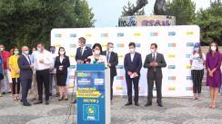 Lansarea candidaturii lui Adrian Moraru pentru Primăria Sectorului 3
