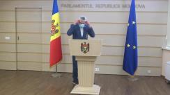 Declarația fracțiunii Partidului Platforma Demnitate și Adevăr după discuțiile PDM-PAS-PSRM-PPPDA