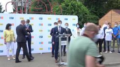 Lansarea candidaturii lui Radu Mihaiu, susținut de Alianța USR PLUS și PNL la Primăria Sectorului 2