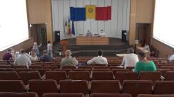Ședința Consiliului Municipal Chișinău din 13 august 2020