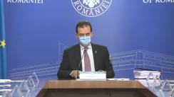Ședința Guvernului României din 19 august 2020