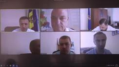 Ședința Comisiei Electorale Centrale din 19 august 2020