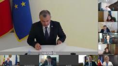 Ședința Guvernului Republicii Moldova din 19 august 2020