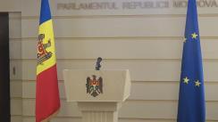 Briefing susținut de Președintele Comisiei juridice, numiri și imunități, Vasile Bolea, referitor la legislația electorală și recomandările Comisiei de la Veneția