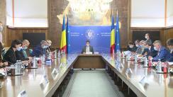 Ședința Guvernului României din 24 august 2020