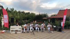 """Concert susținut de Moldovan National Youth Orchestra în cadrul expediției muzicale """"La La Play 2020"""" la Gagauz Sofrasi, Congaz"""
