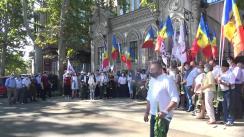 Ziua Națională a Republicii Moldova marcată de Platforma DA: Independența nu poate fi amânată!