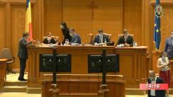 Ședința comună a Camerei Deputaților și Senatului României din 31 august 2020
