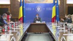 Ședința Guvernului României din 27 august 2020