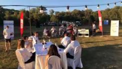 """Concert susținut de Moldovan National Youth Orchestra în cadrul expediției muzicale """"La La Play 2020"""" în Sipoteni, raionul Călărași, capitala tineretului 2020"""