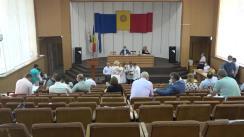 Ședința Consiliului Municipal Chișinău din 31 august 2020