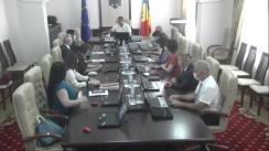 Ședința Consiliului Superior al Magistraturii din 1 septembrie 2020