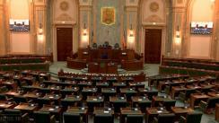 Ședința în plen a Senatului României din 1 septembrie 2020